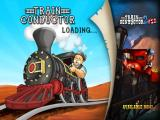 Train Conductor iPad Title screen