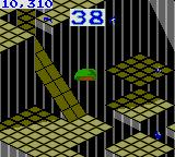 Marble Madness Game Gear Jumping Marble Eater