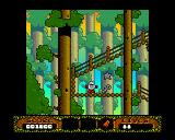 The Fantastic Adventures of Dizzy Amiga Up in the trees. (AGA)