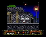 The Fantastic Adventures of Dizzy Amiga Castle Street. (AGA)