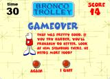 Bronco Trolley Browser Good, but not great
