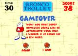 Bronco Trolley Browser You are why he's fat