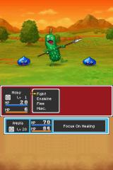 Dragon Quest IX: Sentinels of the Starry Skies Nintendo DS A crazy art direction draws near!