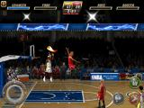 NBA Jam iPad Pacers Ford jamming with ball on fire!