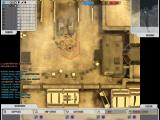 Battlefield 2142 Macintosh Commander mode - can zoom and spot enemy.  Ordering another Orbital Strike!