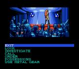 Snatcher SEGA CD Nice place...