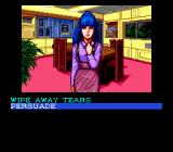 "Snatcher SEGA CD Sometimes the game feels almost like a hentai ""digital novel"""