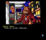 Snatcher SEGA CD There are some weird locations