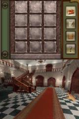 The Mystery of the Mummy Nintendo DS Lord Montcalfe's manor