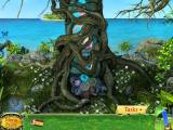 Secret Mission: The Forgotten Island iPad Tree with amulet