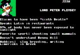 Killed Until Dead Apple II Lord Flimsey's file.