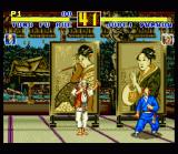 Fatal Fury Special SNES Battle of the old geezers: Jubei Yamada vs. Tung Fu Rue