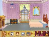 Disney's Cinderella's Dollhouse Windows One way to decorate the bedroom