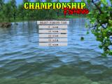 Championship Fishing Windows The first choice is the length of the fishing session.