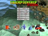 Championship Fishing Windows The fishing session starts with a set of default options.