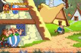 Asterix & Obelix: Bash Them All! Game Boy Advance Start as Obelix