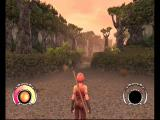 Darkened Skye GameCube The beginning location