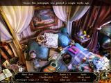 Mystery Trackers: The Void iPad Bedroom bed - objects