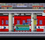 Psycho Dream SNES Nice feature - moving train