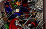 Extreme Pinball DOS Middle of the Medieval Knights table