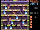 Mr. Do!'s Castle ColecoVision Smash all of the cherry blocks to continue to the next level