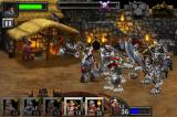 Army of Darkness: Defense iPhone Hurling Deadite invaders into The Pit.