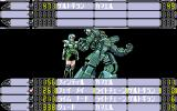 Metal Eye PC-98 Boss battle against a powerful mecha