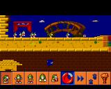 The Lemmings Chronicles Amiga Egyptian Lemmings - Level 2 (AGA)