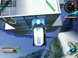 Asphalt 5 iPad Hit boost but was forced off track - flying onto buildings taking a shortcut