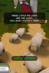 TowerMadness iPhone Protect the Sheep