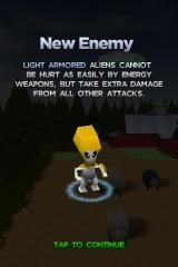 TowerMadness iPhone New Light Armored Aliens