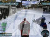 Sno-Cross Championship Racing Windows Championship : The start of a race in Aspen