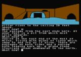Jewels of Darkness Atari 8-bit Colossal Adventure: exploring misty passages