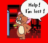Tom & Jerry Game Boy Color Someone calling Jerry for help (intro)
