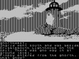 Ingrid's Back! ZX Spectrum The lighthouse