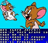 Tom and Jerry in Mouse Attacks! Game Boy Color Angel Jerry. She is always lovely and helpful!