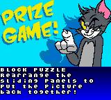 Tom and Jerry in Mouse Attacks! Game Boy Color Jerry: just smile Tom. My brain is big enough for this game. Just wait and see!