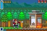 Rescue Heroes: Billy Blazes Game Boy Advance Gameplay