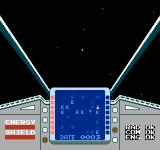 Star Luster NES The Command mode has more locations to visit