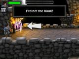Army of Darkness: Defense iPad Game start