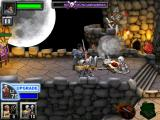 Army of Darkness: Defense iPad Ash throws The Wrong Book which consumes any enemy close to it