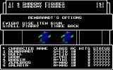 Wizardry: Legacy of Llylgamyn - The Third Scenario Commodore 64 Encounter