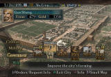 Romance of the Three Kingdoms X PlayStation 2 In a city