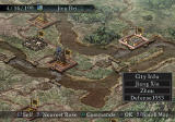 Romance of the Three Kingdoms X PlayStation 2 Travel map
