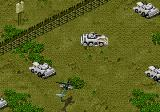Urban Strike Genesis Mexico - Take out the enemy vehicles.