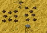 Jungle Strike Genesis Enemy training grounds.