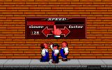 The Three Stooges DOS Slapping arcade sequence. (EGA / TANDY)