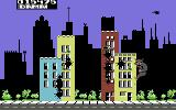 Rampage Commodore 64 Rampaging in progress (US version)