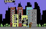 Rampage Commodore 64 A building crumbles (US version)