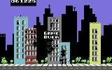 Rampage Commodore 64 Game over (US version)